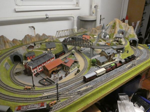Seltene Modelleisenbahn Märklin