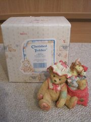 Cherished Teddies - Carolyn -