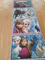 Puzzle Frozen 4stück