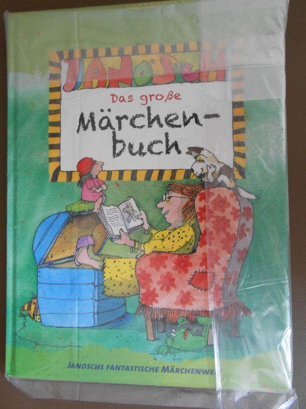 JANOSCH - Das große Märchenbuch