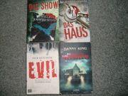 Bücher Thriller Krimis siehe Bilder