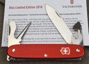 Victorinox Alox Limited Edition 2018