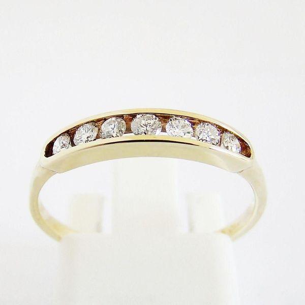 Ring Gold 585er Brillant 14