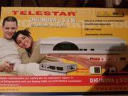 Digitaler Satellitenreceiver Telestar Diginova 3