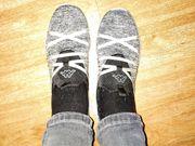Schicke Sneaker so richtig schweißig