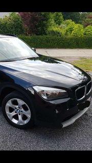 Biete orig Winterkompletttäder für BMW