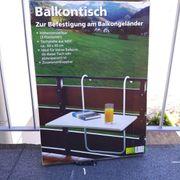 Balkon-Klapptisch