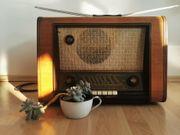 Röhrenradio AEG 52WU