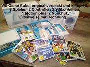 WII Game Cube inkl aller