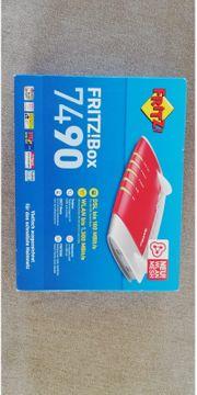 AVM Fritz Box 7490 1300