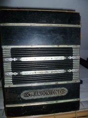 Akkordion Bandonion Antik und sehr