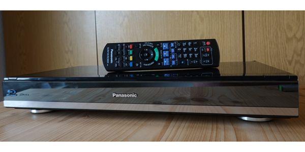 Panasonic DMR-BCT820 Blu-Ray Disc-Recorder 1
