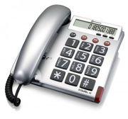 Seniorentelefon Großtastentelefon Audioline BigTel 48 -
