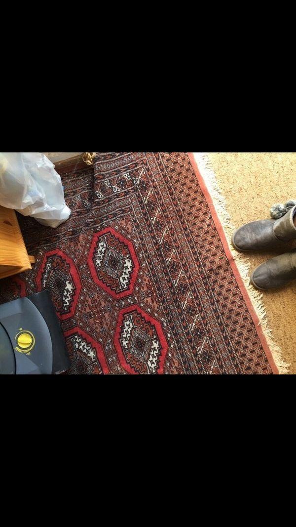 4 Teppiche Orient - Perserteppich