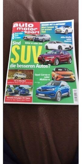 Die neusten AutoMotorSport: Kleinanzeigen aus Hockenheim - Rubrik Zeitschriften, Magazine
