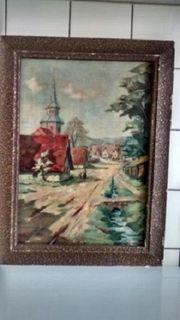 Gemälde Deutscher maler Maebebach