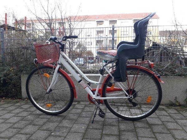 28 Zoll ROSSO Frauen Fahrrad