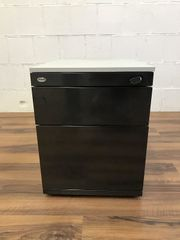 Rollcontainer Werndl Steelcase upcycling Inventarkreisel