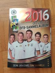 DFB Sammelalbum 2016 komplett