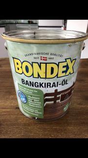 Bondex Bankkurai Öl