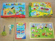 Kinder Spiele Puzzle Sammlung Paket