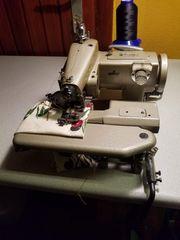 ADLER Blindstich-Nähmaschine klein und kompakt