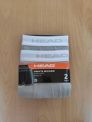 2x HEAD Boxershorts neu OVP