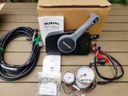 Suzuki Schaltung Fernschaltung Einhelbelschaltung Trimm