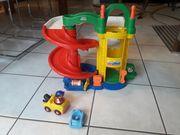 Parkgarage Little People Fisher-Price