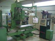 Bokö WF210-K Fidia CNC - Modellbau
