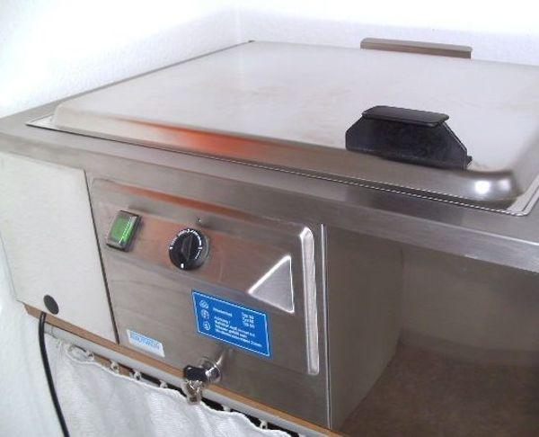Wasserbad groß für Wärmeträger Labor