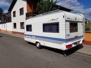 Wohnwagen Hobby 440 exclusive viele