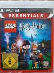 Ps3 Lego Harry Potter Die