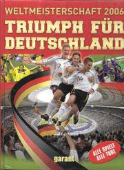 Sportbuch Fußball-WM 2006