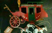 Postkutsche Playmobil 4399