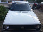 VW Golf II Oldtimer 19E
