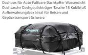 Auto-Dachtasche Wasserdicht Neu
