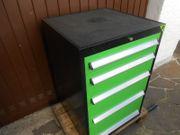 Schubladenschrank 600x600x900 mm - 5 Laden -