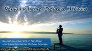 Saxophon-Unterricht in München von erfahrenem
