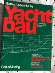Fachbuch Yachtbau von Reinke Lütjen