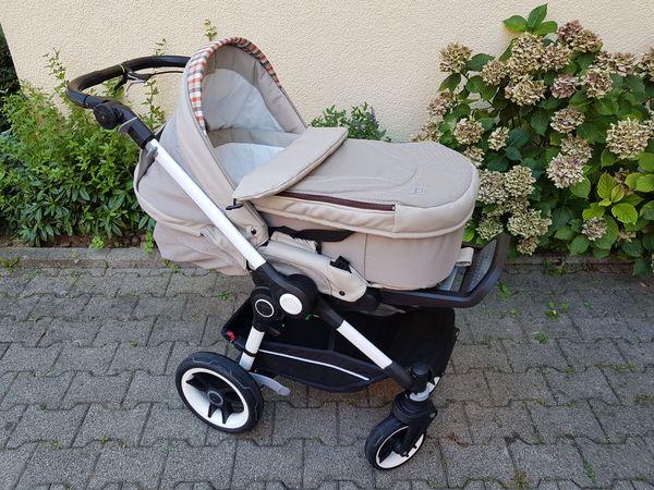 Teutonia Be You V3 Kinderwagen