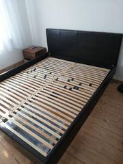 Bett Ehebett 160x80 cm Doppelbett