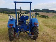 Hanomag R19 Traktor guter Zustand