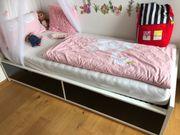 Bett Einzelbett Ikea
