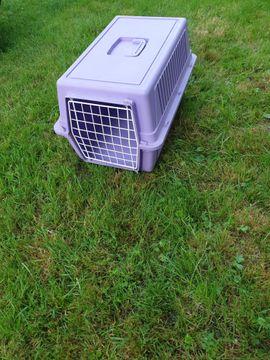 Zubehör für Haustiere - Katzentransportbox Kleintier Transportbox Hundebox