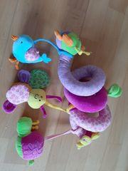 Spirale für Babybett Babyschale