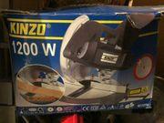 Kappsäge KINZO 1200 Watt nur