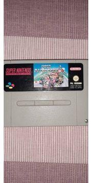 Super Mario Kart für SNES