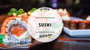 HOW TO MAKE SUSHI IN