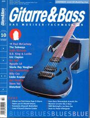 Magazin Gitarre Bass Ausgabe 10